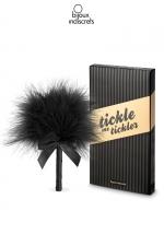 Plumeau Tickle me tickler : Un petit plumeau élégant pour prodiguer de douces caresses.