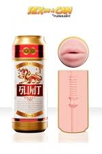 Sex In a Can - Sukit Draft : Une fellation en guise d'invitation aux plaisirs de l'orient.